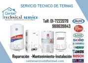 Servicio tecnico terma junkers en la molina 722-2079/reparacion