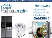 Servicio tecnico sansung a domicilio