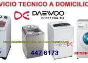 Reparacion de lavadoras daewoo 4476173