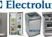 Servicio tecnico a domicilio de lavadoras electrolux