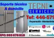 Servicio tecnico de refrigeradoras samsung bosch peru 446-5798