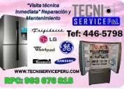 (446-5798) servicio tecnico de refrigeradoras samsung bosch