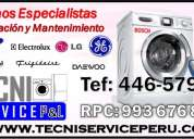 Www.tecniserviceperu.com //servicio tecnico de lavadoras general electric