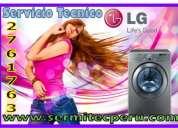 AtenciÓn tÉcnica de lavadoras lg  a domicilio (( san borja )) llÁmenos 2761763