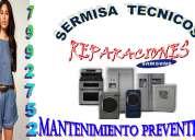 AtenciÓn tÉcnica de lavadoras samsung  a domicilio (( san borja )) llÁmenos 2761763