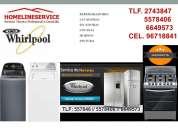 Asistencia tecnica refrigeradores == 2743847 whirlpool )= hogar lima