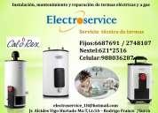 Electroservice  /#reparacion ▼servicio tecnico ▼6687691 de termas calorex