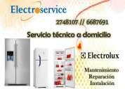 Servicio técnico y mantenimiento  en general de refrigeradores electrolux 6687691 lima