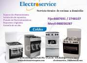 Servicio tecnico reparación de cocinas coldex 2748107- lima  electroservice