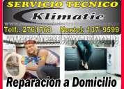 Secadoras klimatic - servicio tÉcnico a domicilio - 7992752