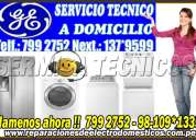 General electric ↔ 7992752 ↔ tecnicos a domicilio (surco))