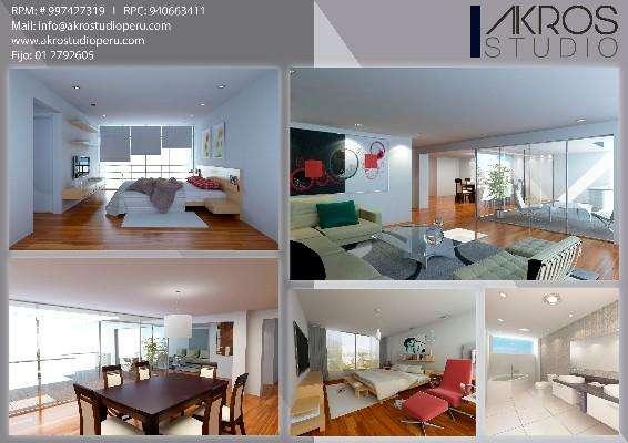 Arquitectura / Diseño de Interiores / Vistas 3D