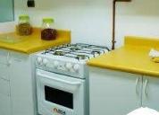Instalador de gas natural y glp en cocinas