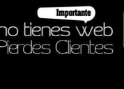 diseño web, planes de dominios,contactarse.