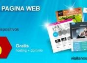 DiseÑo de pagina web, sitio web