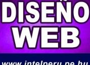 Paginas web con diseÑos unicos y modernos