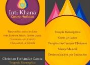 Terapias holísticas en lima