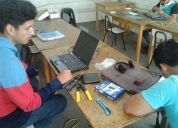 Formateo de computadoras y laptops