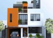 Oportunidad! planos de casas en lima ingenieros y arquitectos