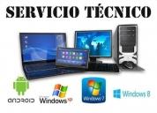 Servicio tÉcnico de computadoras,contactarse. lima