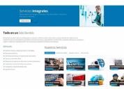 Servicio y soporte tecnico de informatica