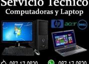 Servicio tÉcnico de computadora