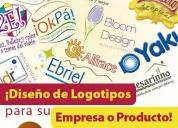 Oportunidad! diseño de logotipos para empresas y negocios, lima
