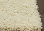 Limpieza de alfombras de fibras naturales