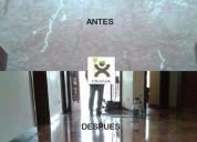 Limpieza, cristalizado y vitrificado de pisos,contactarse.