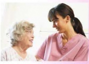 Cuidado de ancianos y niños