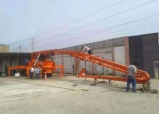 Reparacion de bombas de concreto, lima
