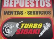 Turbos sigaki s.a.c lima norte,contactarse.