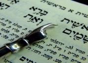Excelente clases particulares de hebreo