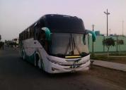 Alquiler de buses, minibuses, coaster