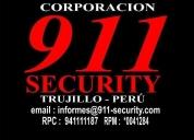Corporacion 911 seguridad de eventos