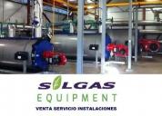 Instalaciones industriales para gas,contactarse.