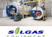 Comerciales e industriales para gas, lima
