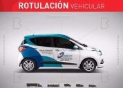 Publicidad en autos, camionetas, camiones