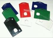 Oportunidad! portafotochecks variedad de colores, lima