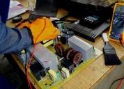 Servicios de mantenimiento para sistemas