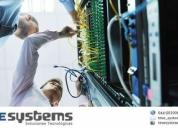 Implementación de sistemas de cableado