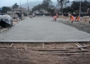 Pisos industriales pisos de concreto losas