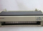 alquilo impresoras matriciales