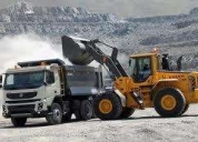 Demoliciones movimiento tierras obras civiles