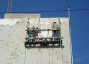 Pintura en altura de edificios, contactarse! lima