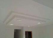 Excelente drywall, cielo rasos y techos acusticos, lima