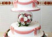 tortas de matrimonio,bodas,15 aÑos