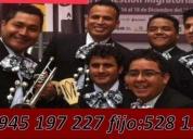 La mejor serenata mexicana con mariachi