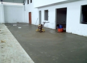 Excelente pisos industriales - pisos de concreto losas, lima