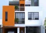 Oportunidad! planos de casa ingenieros y arquitectos lima 2016